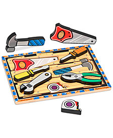 Melissa and Doug Kids Toy, Tools Chunky Puzzle