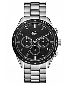 Men's Boston Stainless Steel Bracelet Watch 42mm