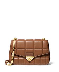 MICHAEL Michael Kors Soho Leather Shoulder Bag