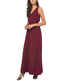 Embellished Maxi Dress