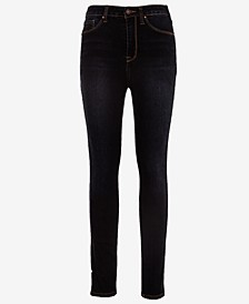 Juniors' Super-High-Rise Jeggings