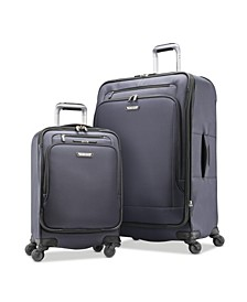 Precision 2-Pc. Softside Luggage Set