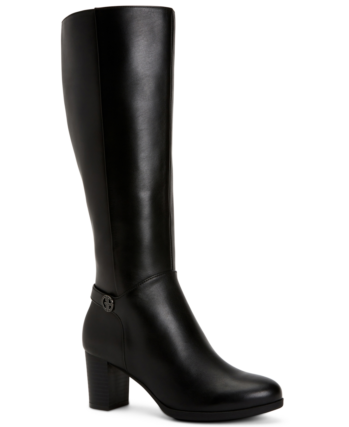 Adonnys Memory-Foam Dress Boots