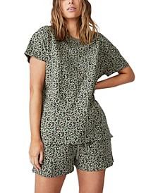 Jersey Sleep T-Shirt