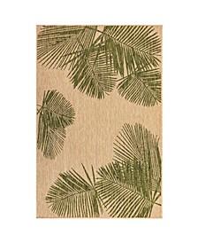 "Liora Manne Carmel Palm 7'10"" x 9'10"" Area Rug"