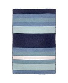 Sorrento Tribeca Blue 2' x 3' Area Rug