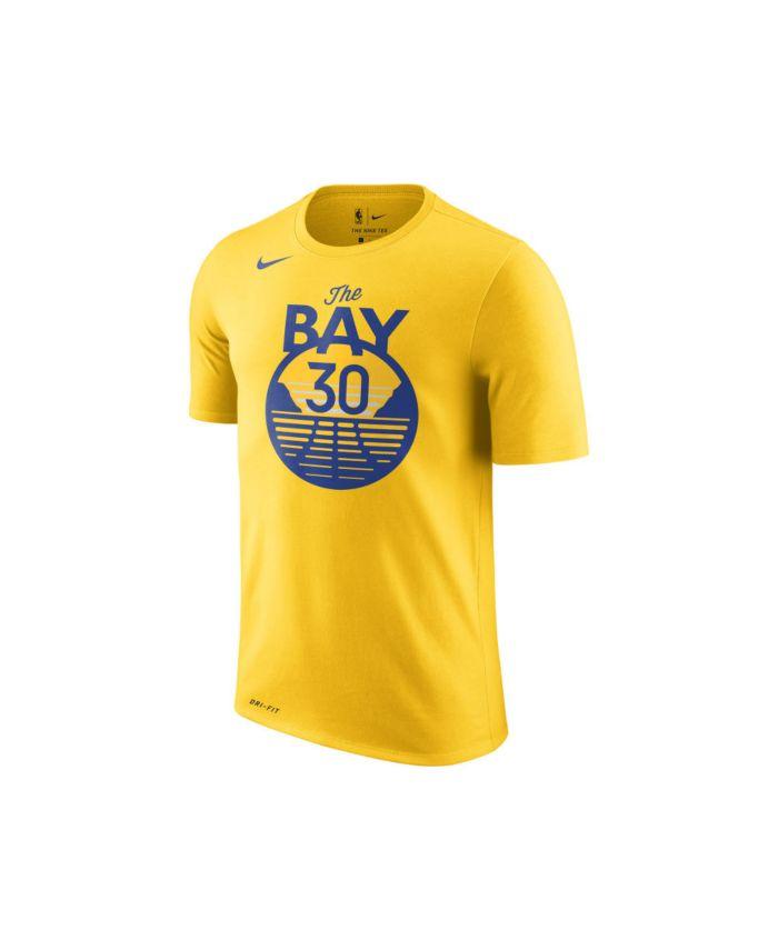 Nike Golden State Warriors Men's Statement Player T-shirt Stephen Curry & Reviews - Sports Fan Shop By Lids - Men - Macy's