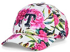 Texas Rangers Girls Peony Clean Up Cap