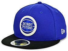 Detroit Pistons Color Fade 59FIFTY Cap