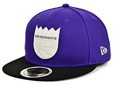 Sacramento Kings Color Fade 59FIFTY Cap