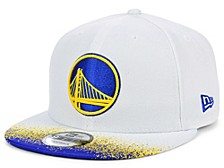 Golden State Warriors Summer Splatter Snapback Cap