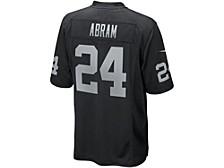 Men's Las Vegas Raiders Game Jersey Johnathan Abram