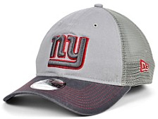 New York Giants Gray Pop Trucker 9TWENTY Cap