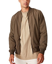 Men's Resort Bomber Jacket
