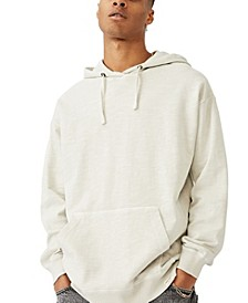 Men's Pigment Dyed Oversized Pullover