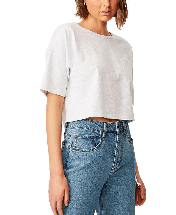 COTTON ON The One Slouch Pocket T-Shirt
