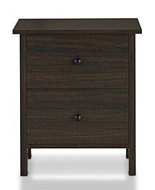 Humfrey 2-Drawer Nightstand