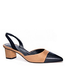 Women's Cabella Sling Back Pump Sandal