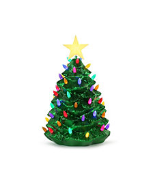 "Mr. Christmas 24"" Outdoor Mold Nostalgic Tree"
