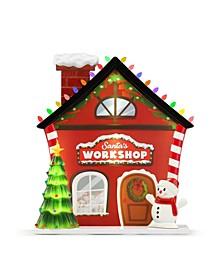 Mold Village- Santa Workshop