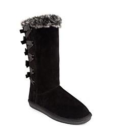 Women's Proper Fuzzy Tall Winter Boots