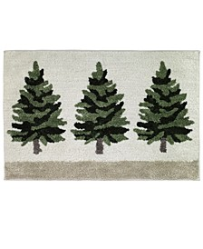 "Trees 20"" x 30"" Rug"