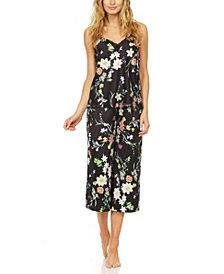 Flora Nikrooz Collection Women's Gabrielle Printed Capri Pajama Set