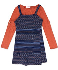 Big Girls Jumper Dress