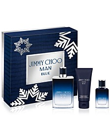 Men's 3-Pc. Man Blue Eau de Toilette Gift Set
