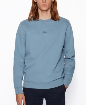 Boss Men's Weevo Relaxed-Fit Sweatshirt