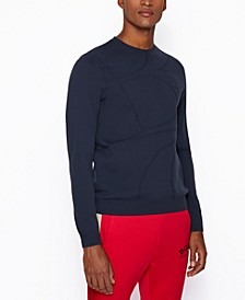 BOSS Men's Rakao Regular-Fit Sweater