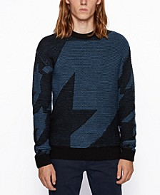 BOSS Men's Kanstoot Relaxed-Fit Sweater