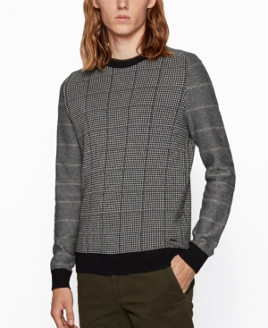 Boss Men's Aeyenne Regular-Fit Sweater
