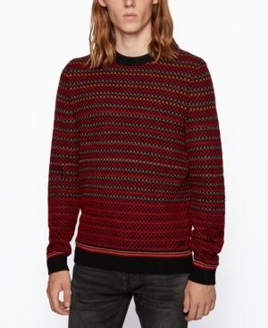 Boss Men's Acree Regular-Fit Sweater