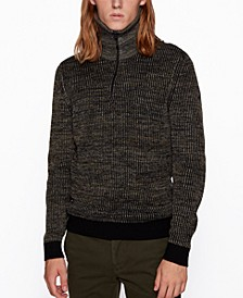 BOSS Men's Kamoflage Regular -Fit Sweater