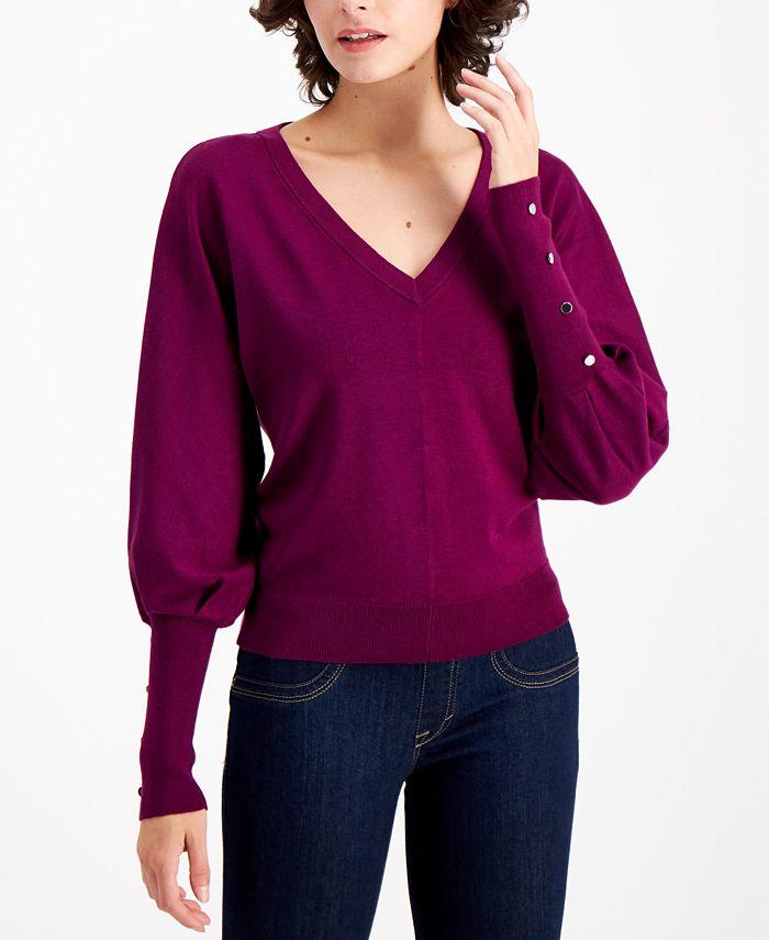 Palette - Dolman-Sleeve Sweater