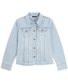 Boca Wash Denim Jacket, Created for Macy's