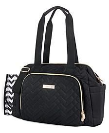 Harper Quilt Frame Bag