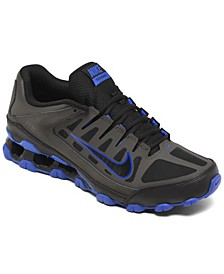 Men's Reax 8 TR Mesh Training Sneakers from Finish Line
