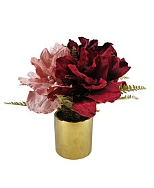 Martha Stewart Blush Eucalyptus Potted Arrangement, Created for Macys