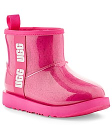 Kids Classic Clear Mini Boots
