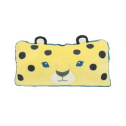 Soft Landing Everyday Escapes Pillow - Cheetah