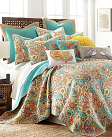 Palisades Quilt Set, Full/Queen
