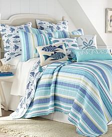 Laida Beach Quilt Set, King