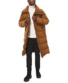 Men's Sleeping Bag Down Coat