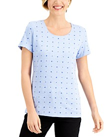 Love Printed T-Shirt, Created for Macy's