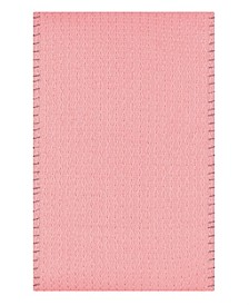 "Diamond Textured Whipstitch Edges Runner, 13"" x 72"""