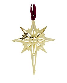 Bethlehem Star Ornament