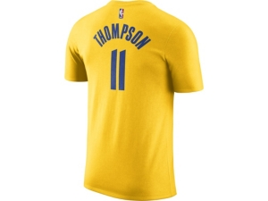 Nike Golden State Warriors Klay Thompson Men's Statement Player T-shirt