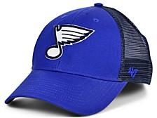 '47  Brand St. Louis Blues Women's Branson Glitter MVP Cap